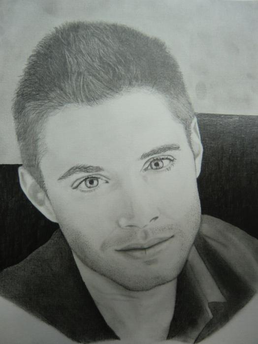 Jensen Ackles by Simone-Rocks